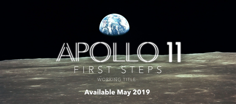 Apollo 11 Set for May 2019 Release in Giant Screen Institutional Theatres