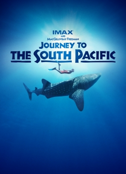 Journey to the South Pacific (3D/2D)