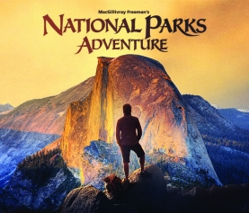 """NATIONAL PARKS ADVENTURE"" is the Highest Grossing Documentary of 2016"