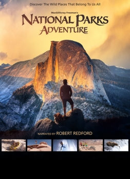 National Parks Adventure (3D/2D)