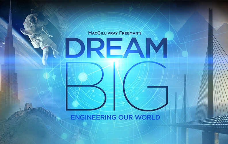 "Academy Award Winning Actor, Jeff Bridges, Narrates ""Dream Big: Engineering Our World"""