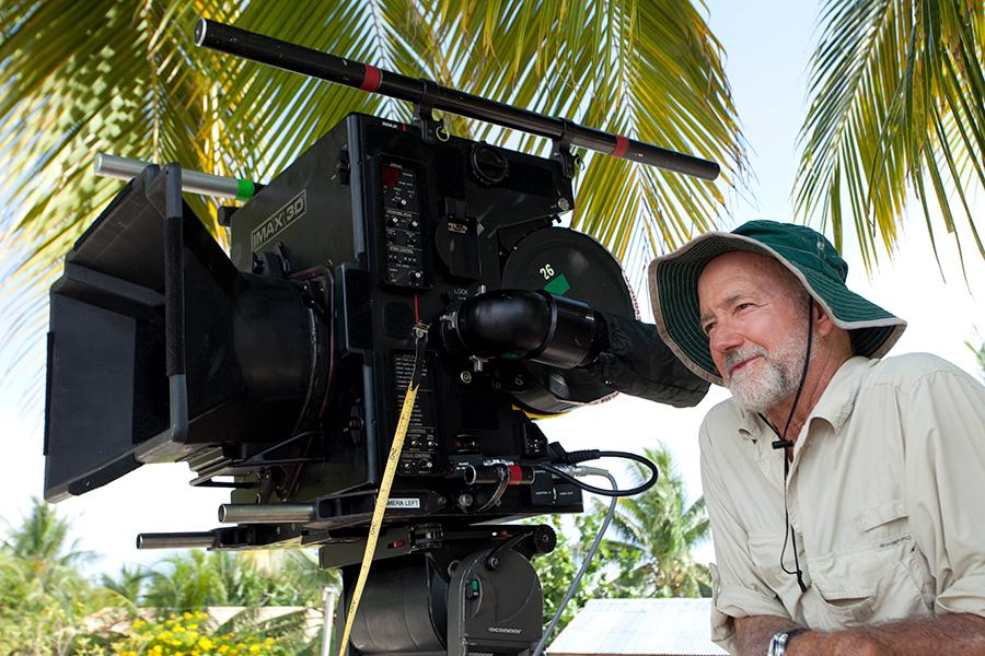 Greg MacGillivray, director, filmmaker, storyteller, MacGillivray Freeman Films