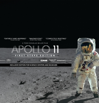 'Apollo 11: First Steps Edition' to Open in Science Centers and Museums