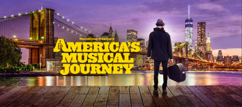 MacGillivray Freeman Films, Brand USA, and Sponsoring Partners Launch America's Musical Journey, the Newest IMAX® Documentary Starring Grammy Award®-Nominated Singer and Songwriter Aloe Blacc and Narrated By Academy Award®-Winning Actor, Morgan Freeman