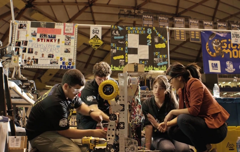 Philanthropy Women: Dream Big: The Film Funders Who Want Girls to Be Engineers